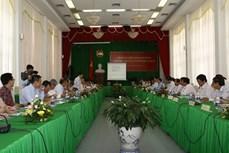 Ban Chỉ đạo Tây Nam bộ làm việc với đoàn công tác của Bộ Ngoại giao