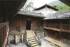 Độc đáo kiến trúc nghệ thuật nhà Vương