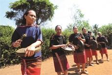Độc đáo đội chiêng nữ ở Buôn Trấp
