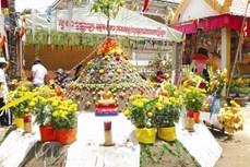 Lễ đắp núi của người Khmer