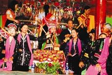 Lễ hội Then Kin Pang của người Thái