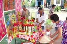 Lễ cầu an của người Khmer