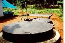 Dựng hầm biogas để chăn nuôi sạch
