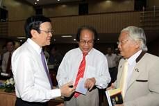 Chủ tịch nước Trương Tấn Sang: Văn học nghệ thuật cần có sức cảm hoá, thúc đẩy con người vươn tới sự hoàn thiện nhân cách, đạo đức