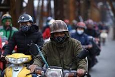 1月7日北部和中部将迎来新一股强冷空气