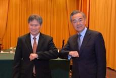 中国与东盟承诺加强关系