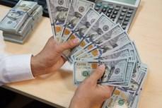 15日上午越盾对美元汇率中间价下调4越盾