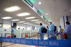 新冠肺炎疫情:俄罗斯从1月27日起恢复与越南的航班