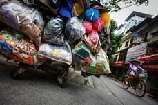 河内拟建超市联盟致力减少塑料袋的使用