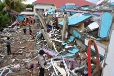 印尼西苏拉威西省继续发生4.2级地震