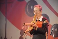 阿玛赫銮——埃地族乐器传承人