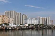 胡志明房地产市场吸引投资者