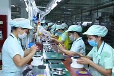 逾50%的在越南和印度的日本企业计划扩大经营活动规模
