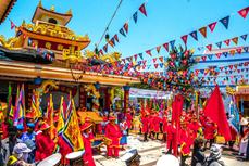 越南金瓯省笃江迎翁节被列入国家级非物质文化遗产名录