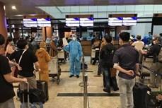 新冠肺炎疫情:将在缅甸的逾390名越南公民接回国