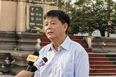新冠肺炎疫情:越南驻西哈努克省总领事馆助力旅居柬埔寨越侨抗疫