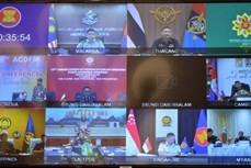 ACDFM-18: 柬埔寨强调加强区域合作应对各种危机的必要性