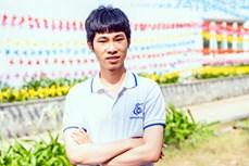 一名越南大学生在国际微电子奥林匹克竞赛上获佳奖