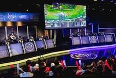 越南第31届东运会的电子竞技共设8个大项10个分项