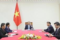 越南和智利继续在各国际组织和多边论坛上相互支持