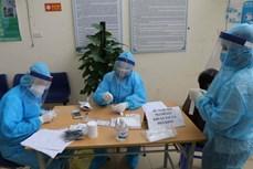 3月25日越南无新增新冠肺炎确诊病例 一次检测以上呈阴性反应病例120例