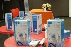 联合国人口基金向越南提供医疗设备