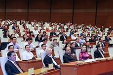 越南第十四届国会第十一次会议:提请国会免去国家主席职务