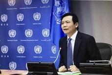 越南与联合国安理会:越南第二次担任联合国安理会轮值主席