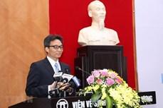武德儋副总理:越南在确保平等获得新冠疫苗基础上使用新冠疫苗