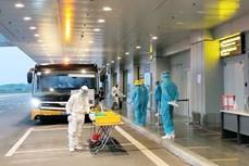 4月22日上午越南新增6例境外输入确诊病例