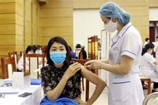 新冠肺炎疫情:越南加快推进新冠疫苗接种工作