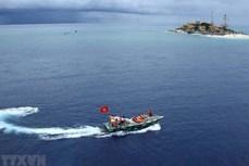 国际舆论对中国《海警法》表示担忧