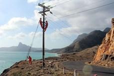 越南拟建从朔庄省至巴地头顿省昆岛的海底电缆输电工程
