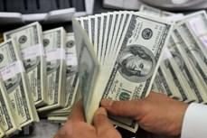 5月7日上午越盾对美元汇率中间价继续下调1越盾