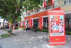 国会主席、国家选举委员会主席王廷惠:明智地选出人民的代表