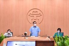自5月25日起凡赴河内人员务必在24小时内进行健康申报