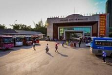 新冠疫情:广宁省芒街市确保货物进出口安全