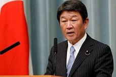 东盟-日本外长视频会议:强调东海航行自由的重要性