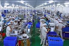 今年前8月越南外资到位额增长2%