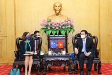 加强培训工作 提高越南未来领导班子的能力