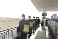 2021年国际军事比赛:越南人民军参赛队留下深刻印象