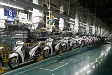 本田(越南)汽车和摩托车销量连续五个月下滑