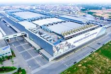 三星集团拟在越南扩建工厂