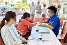 胡志明市将为受新冠肺炎疫情影响的劳动者带来一个温暖的春节