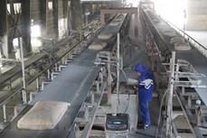 今年前9月水泥销量增长3.5%