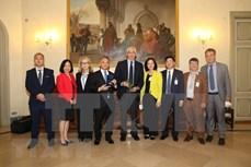 越南表团出席《联合国气候变化框架公约》第26届缔约方大会筹备会议