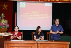 Hà Nội lần đầu tiên tổ chức quảng bá, giới thiệu sản phẩm OCOP