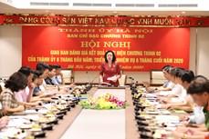 Các huyện lên quận ở Hà Nội cần xây dựng nông thôn mới tiệm cận với các tiêu chí đô thị