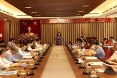 Hà Nội tổ chức Hội nghị giao ban quý III/2020 đánh giá kết quả thực hiện Chương trình 02 của Thành ủy