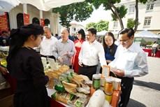 Hà Nội tổ chức tổng kết chương trình phối hợp phát triển chuỗi cung cấp rau, thịt an toàn giai đoạn 2015 - 2020